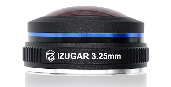 Our reader Donald spotted a new MFT lens. It's the iZugar 220 degree Fisheye lens made for VR and 3D stuff: Key Features The first 220 for Super Fisheye Lens for MFT systems Designed for Micro Four Third Camera such as…