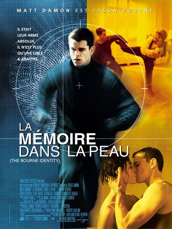 La Mémoire dans la peau - film 2002 - AlloCiné