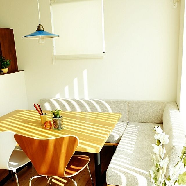 ダイニング×ベンチ×ソファーテーブルのまとめページ | RoomClip ... 「ダイニング×ベンチ×ソファーテーブル」のインテリア実例