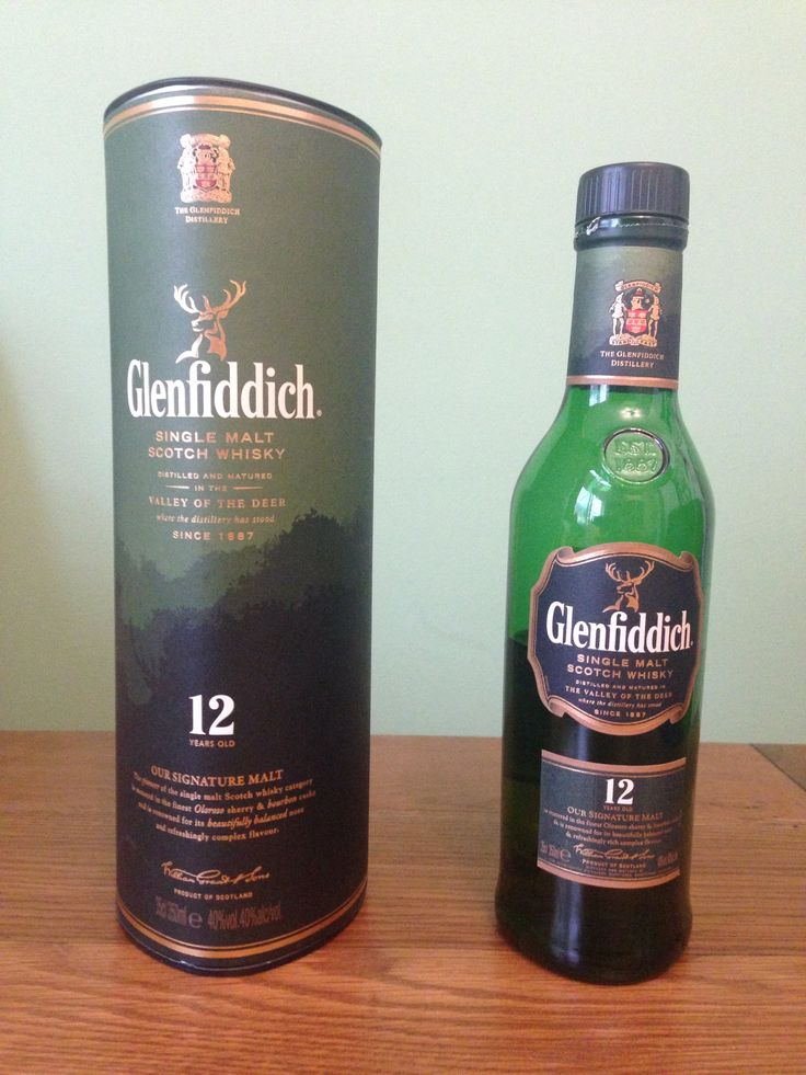 Glenfiddich - Aged 12 Years - Single Malt