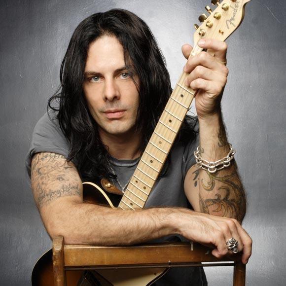 Richie Kotzen, one of the best guitarists and singers around