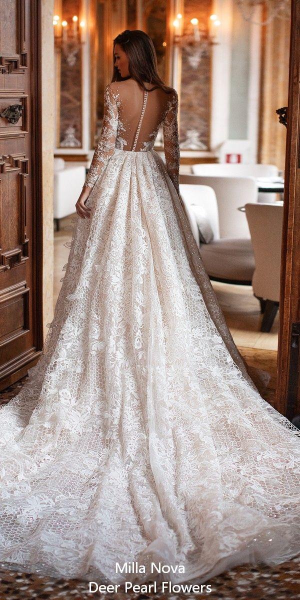 "Milla Nova 2020 ""Royal"" Bridal Collection"