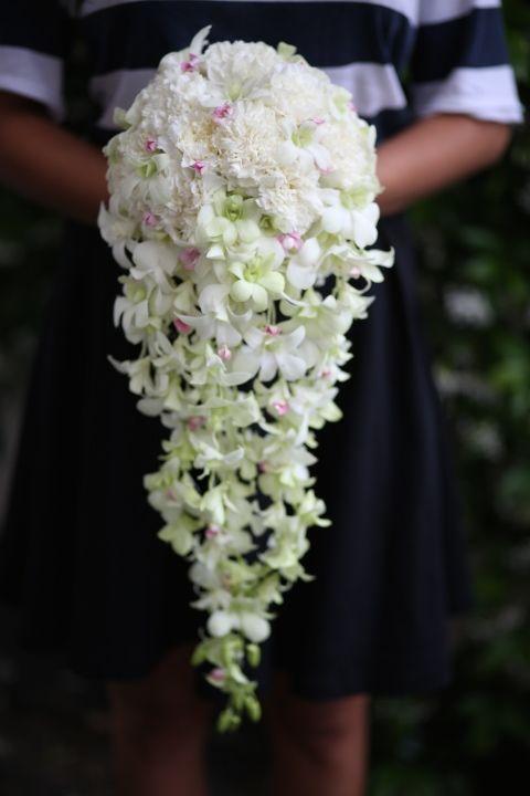 Bouquet a cascata by Volària