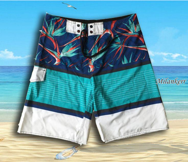 2017 Hot Men Boardshorts Beach Surf Board Shorts Surfing Swim Wear Trunks Pant Swimwear Short summer Quick-drying Shorts