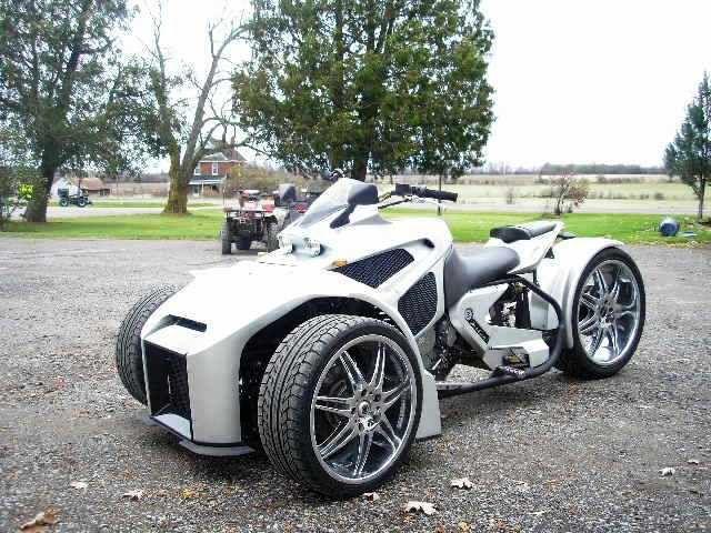 reverse trike prototype