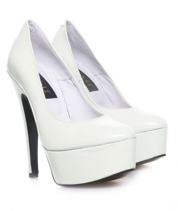 pantofi piele Mireasa Platforma Ecru  Glamour by AT  249 Lei http://www.pantofidinpiele.ro