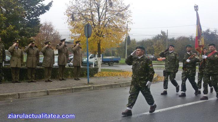 Ziua Forțelor Terestre va fi sărbătorită mâine la Curtea de Argeș