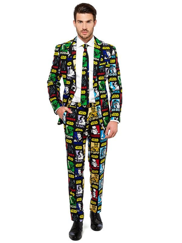 Opposuit Strong Force - Star Wars dress