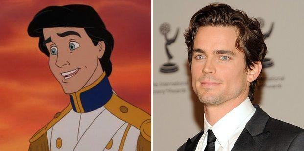 Amigas do Closet: E se os príncipes da Disney ganhassem vida?