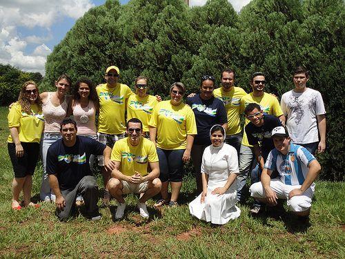 Grupo de Peregrinos de Nova Esperança - Pr