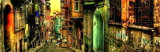 Tarihi İstanbul.