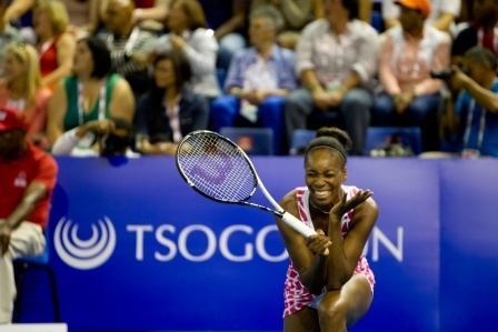 SAYING IT ALL – The Williams Sisters On Their Breaking The Mould Africa Tour