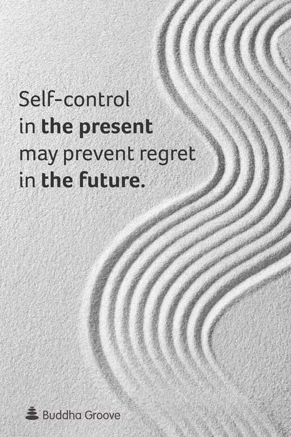 Quotations About Self Control