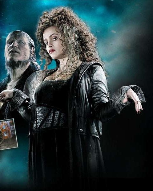 Helena Bonham Carter Harry Potter promo photo | Helena ...