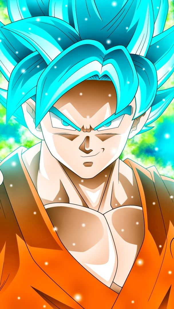 Goku Wallpaper For Iphone - Best Wallpaper HD