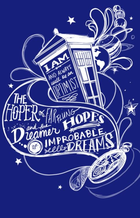 Unicorn Empire  Dr. Who design...this would make an awesome Doctor Who tattoo!