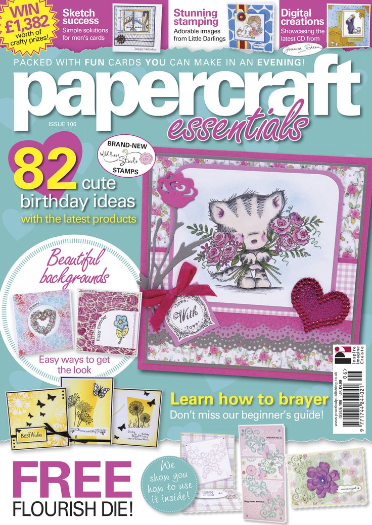 Papercraft Essentials 106 is available from http://www.moremags.com/papercrafts/papercraft-essentials/papercraft-essentials-555