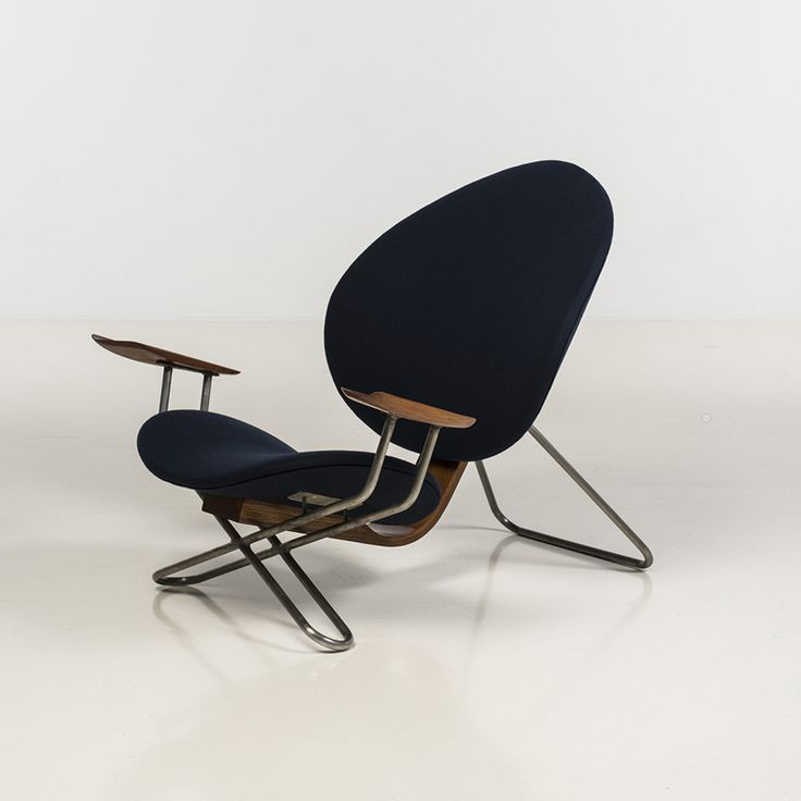 Erik Magnussen Attributed; Lounge Chair, c1960.