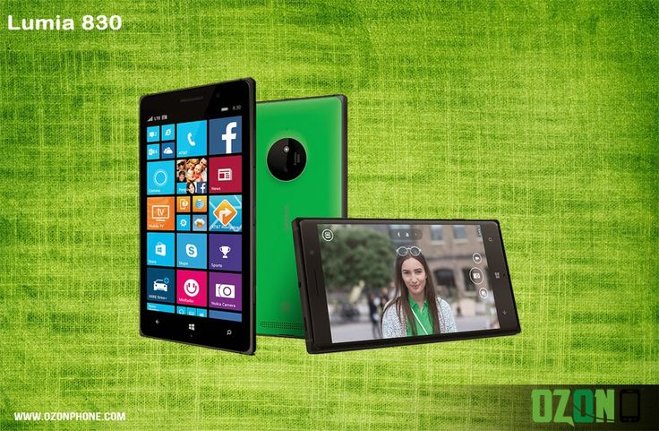 Specification Nokia Lumia 830 | Ozon Phone View at http://ozonphone.blogspot.com/2014/12/specification-nokia-lumia-830.html