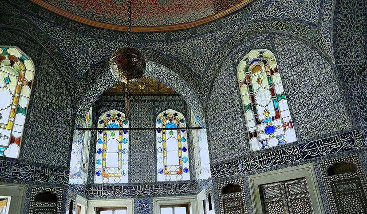 500px tarihinde ismail keskingoz tarafından Topkapı Sarayı iç süsleyin fotoğraf