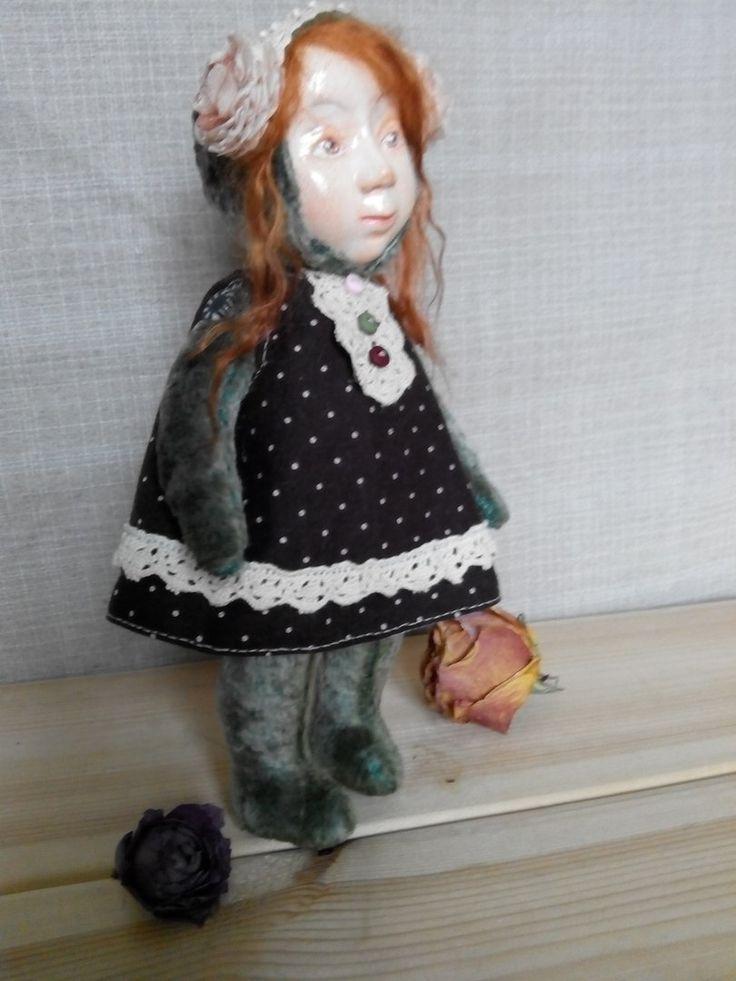 Куклы Елены Сусловой