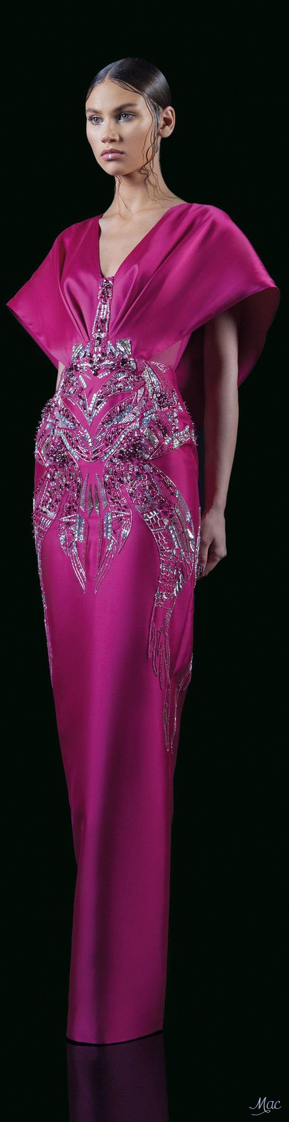 Fall 2017 Haute Couture Basil Soda