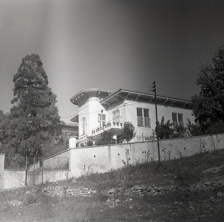 Büyükada'da bir Köşk 1960'lar