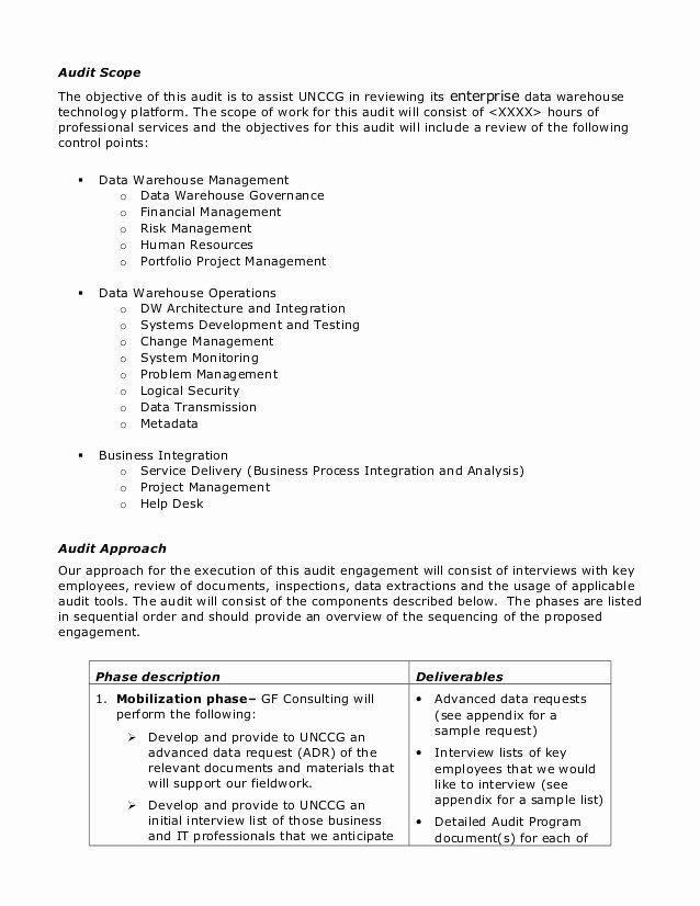30 Internal Audit Plan Template In 2020 Internal Audit Business