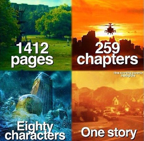 Can I just say that James Dashner was an absolute genius writer. I mean I watch