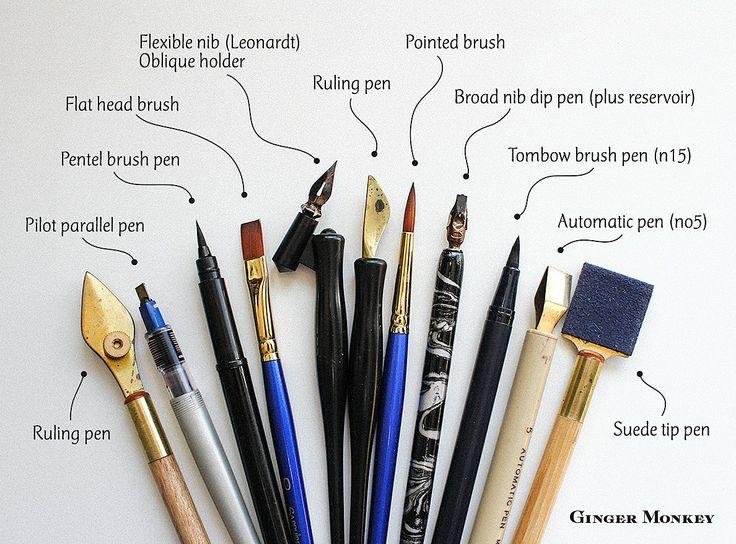 1000 Images About Pens Galore On Pinterest Pablo