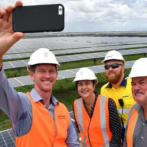 24 Large Scale Renewable Energy projects  confirmed for Qld under @annastaciamp & @qldlabor - 3000 new jobs & action on climate change.  #Qldpol #qldvotes #thisislabor #renewables #cleanenergy