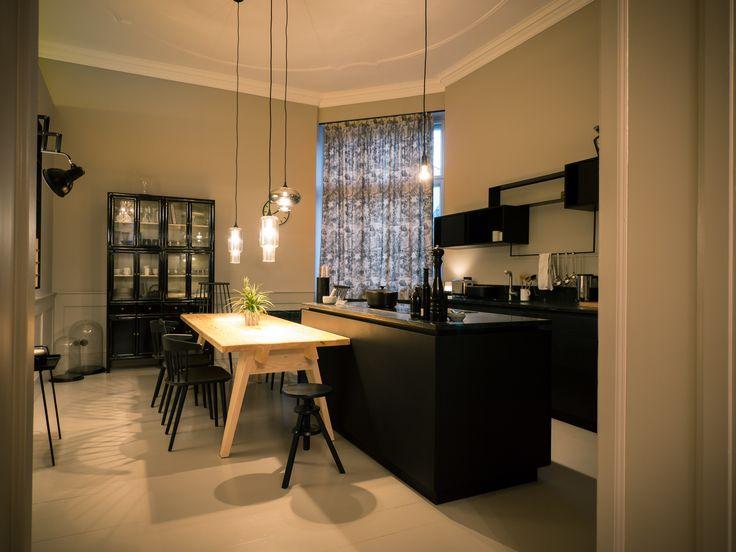 kitchen \/ black \/ black marble \/ steel \/ Farrow\Ball \/ black - küchen quelle gewinnspiel