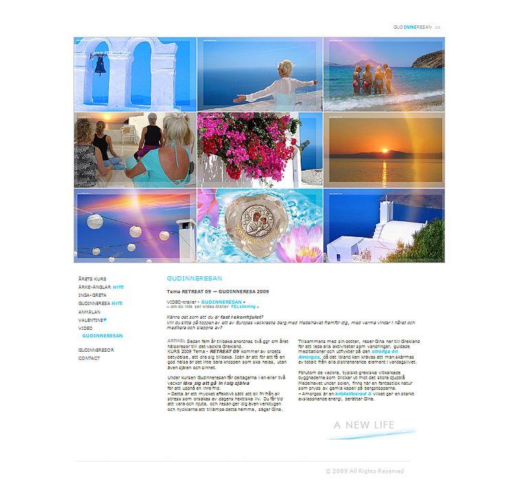 | HTML | ☆ Gudinneresan ☆