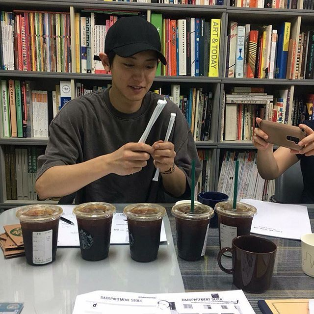 [SNS] 170605 #EXO #Chanyeol @ mj_charmang_jenny Instagram update.  BOYFRIEND MATERIAL   #exo #exol #chanyeol #real__pcy #mj_charmang_jenny #update #sm #smtown
