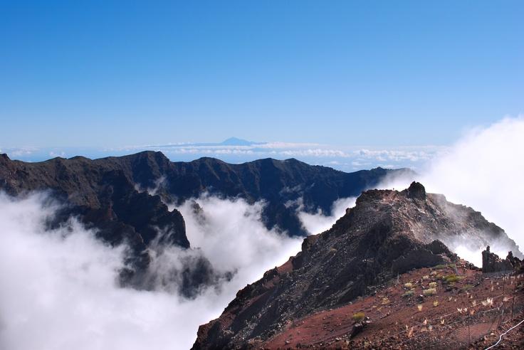 Roque de los Muchacos, La Palma