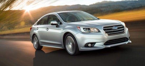 2015 New Subaru Legacy – World Premiere