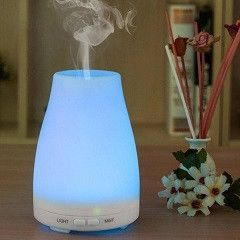 Ultrasonic Humidifier - Aromatherapy Oil