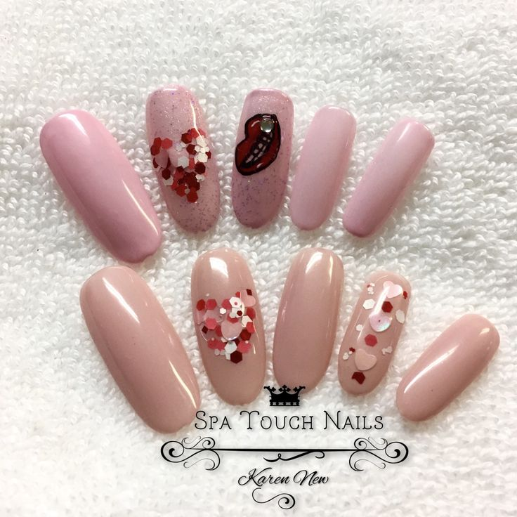 15 best Spa Touch, LLC monthly nail images on Pinterest | Book ...