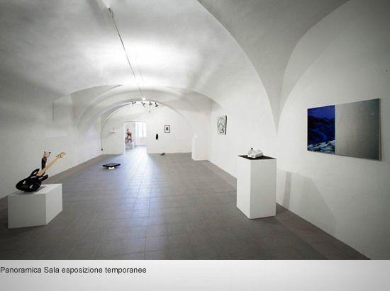 temporary exhibition hall #MIDeC - Museo Internazionale del Design Ceramico #Cerro - #LavenoMombello