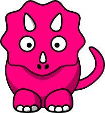 Resultado de imagen para dinosaur cartoon vector