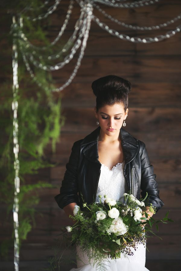 Rock and Roll Wedding Inspiration from Sweet Sunday Events