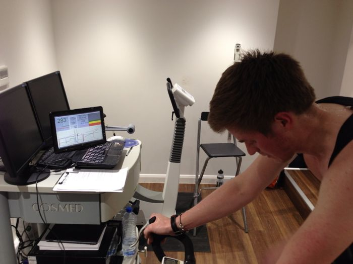 SRM Testing At CHHP London