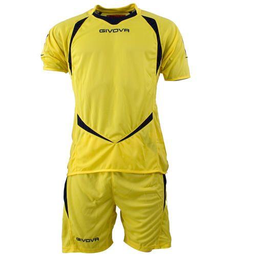 #Givova cambridge gol giallo / blu mc  ad Euro 12.90 in #Xkitc28 l0704 #Abbigliamento completi