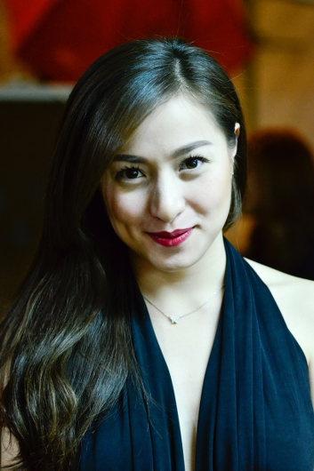 Pinay Celebrity Gallery: Christine Reyes in Banana Split