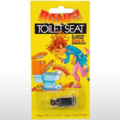 #Novelty bang exploding #toilet seat device joke gag gift #great prank,  View more on the LINK: 	http://www.zeppy.io/product/gb/2/121999443016/