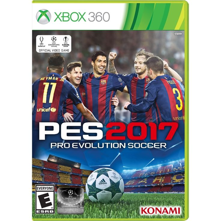 PES 2017: Pro Evolution Soccer - Xbox 360, 30225