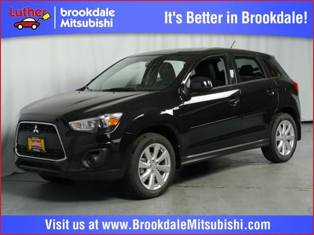 2015 Outlander Sport for sale in Plymouth, MN at Luther Brookdale Mitsubishi dealership. Find this 2015 Mitsubishi Outlander Sport 2.4L ES SUV near Minneapolis. New Mitsubishi SUV for sale Minnesota. Minnesota Mitsubishi dealership. Key features include AWD, Wireless Phone technology and more. >> Learn more.