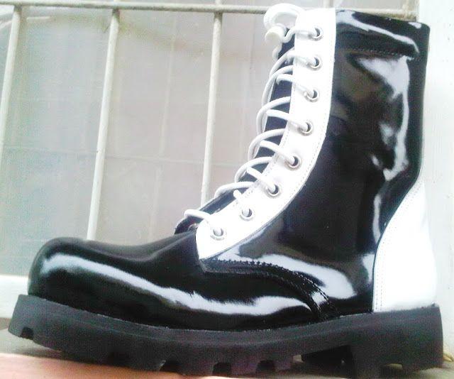 Sepatu Boots Type C-010 DANY :081802060232 / PIN-BB 2316726C   www.ciarmy-boots.com