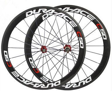 good price chinese oem dur a ace carbon bike clincher wheels road bicycle wheelset 50mm powerway hub for sale //Price: $721.95 & FREE Shipping //     #hashtag2