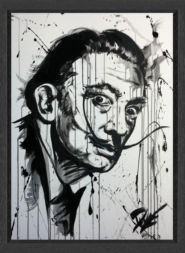 Artisfact.fr - Julien Durix - N°5 Dali – www.juliendurix.com